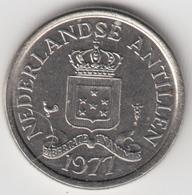 @Y@    Nederlandse Antillen   10  Cent  1977 ( 4752 ) - Nederlandse Antillen