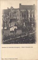 "THIELT-TIELT""JUBELFEEST DER ONBEVLEKTE ONTVANGENIS-11 DECEMBER 1904""EDIT.R.MAES LECAT - Tielt"