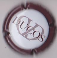 Capsule Champagne DUCOS Didier ( Nr ; DUCOS Contour Marron ) {S08-20} - Champagne
