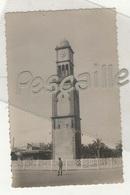 MAROC - CP ANIMEE CASABLANCA - LA TOUR DE L'HORLOGE - LA CIGOGNE N° 16 - ECRITE EN 1949 - Casablanca