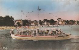 CPSM Dentelée (44) LE POULIGEN Le Dixmude IV Bateau Boat  (R.V)  D 25 - Le Pouliguen