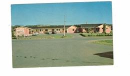 CORNWALL, Prince Edward Island, Canada, Paradise Park Motel, 1960's Chrome Postcard - Ile Du Prince-Édouard