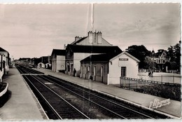 YVETOT   La Gare - Yvetot