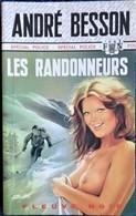 FN / Spécial Police N° 1209 - André Besson - Les Randonneurs - ( 1975 ) . - Fleuve Noir