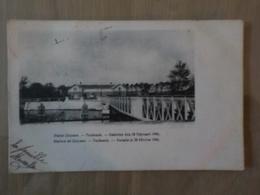 1900 CP Terdonck Gent Statie Cluysen Station De Cluysen Gare Fermée En 1904 - Gent