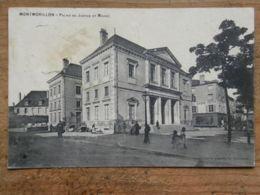 CPA (86) Vienne - MONTMORILLON - Palais De Justice Et Mairie - Montmorillon