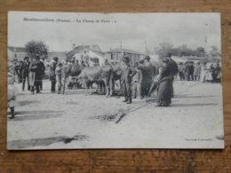 CPA (86) Vienne - MONTMORILLON - Le Champ De Foire - Montmorillon