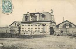 -dpts Div.-ref-AR390- Yvelines - Mantes - Les Abattoirs - Abattoir - Voir Description - - Mantes La Ville