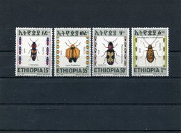 ETHIOPIA.1993 Insects.MNH. - Ethiopie