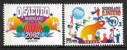 2002 PAYS BAS 1945-46** Europa, Cirque - Ungebraucht