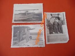 PHOTOGRAPHIES DOCUMENTS ALBUM - PHOTOS MILITAIRE  CENTRE DE MOBILISATION D' AVIATION D' Algérie - Africa