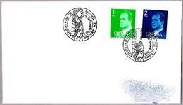 Matasellos DIA DE AMERICA EN ASTURIAS. Oviedo, Asturias, 197 - 1931-Hoy: 2ª República - ... Juan Carlos I