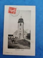 Vellexon L' église A. Bergeret Lib à Gray Haute Saône  Franche Comté - Altri Comuni