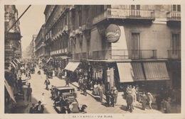 NAPOLI - VIA ROMA - VIAGGIATA 1931 - Napoli