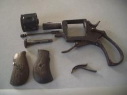 REVOLVER Type Buldog Neutralisé - Armi Da Collezione