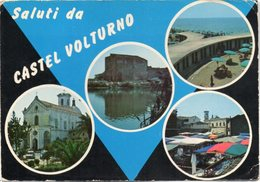 Saluti Da Castel Volturno - Vedute - Italien