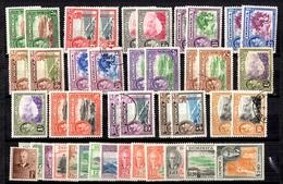 Dominique YT N° 92/105 (2) Et N° 117/131 Neufs * Et Oblitérés. B/TB. A Saisir! - Dominica (...-1978)