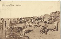 Koksijde Bad - Coxyde Bains - La Plage 1937 - Koksijde