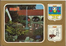 Adinkerke - Meli - Zelfklever Zichtkaart - De Panne