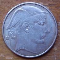 Belgique 20 Francs En Argent 1949, Bel état - 04. 20 Franchi