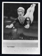 SPORT -  GYMNASTICS WORLD - Czechoslovakia - Věra Čáslavská  - PHOTO PRESS - Sport