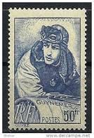 "FR YT 461 "" Aviateur Georges GUYNEMER "" 1940 Neuf* - Unused Stamps"