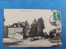 Vellexon Rue De La Gare Haute Saône Franche Comté - Altri Comuni
