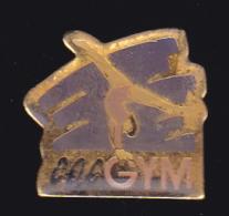 62420- Pin's-COC Gym Cerizay.gymnastique. - Gymnastique