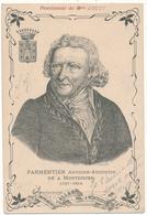 MONTDIDIER - Antoine Augustin PARMENTIER, Pensionnat, Imprimerie Allart - Montdidier