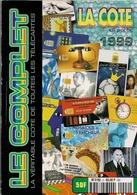 1 9 9 9 * LE COMPLET * VERITABLE COTE DE TOUTES LES TELECARTES EN COULEURS * - Télécartes