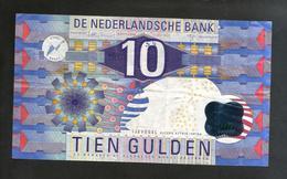 PAYS - BAS / NETHERLANDS / OLANDA - LOTTO 10 GULDEN  (1968 + 1997) 2 DIFFERENT BANKNOTES - [2] 1815-… : Regno Dei Paesi Bassi