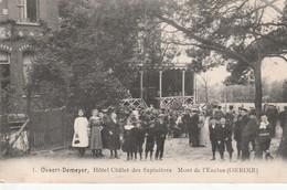 ORROIR HOTEL CHALET DES SAPINIERES - Mont-de-l'Enclus