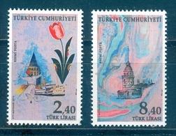 Turkey, 2019 Issue, MNH - Unused Stamps