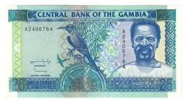 GAMBIA25DALASIS1996P18UNC.CV. - Gambia