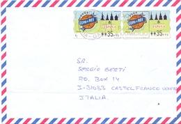 AIR MAIL ESPANA COPA DEL REY 2000  (FEB201299) - Posta Aerea