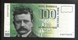 FINLANDIA - SUOMEN PANKKI - 100 MARKAA (1986) Sibelius - Finlandia