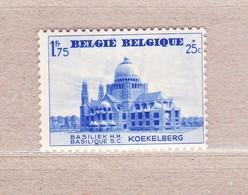 """1938 Nr 475* Postfris Met Scharnier, Zegel Uit Reeks """"Basiliek Koekelberg"""". - Ungebraucht"""