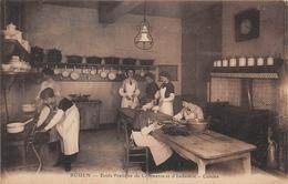 ROUEN - Ecole Pratique De Commerce Et D'Industrie - Cuisine - Rouen