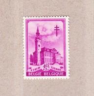 1939 Nr 521** Postfris Zonder Scharnier, Zegel Uit Reeks Belforten. - Ungebraucht
