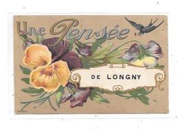61 - Une Pensée De LONGNY AU PERCHE, - Longny Au Perche