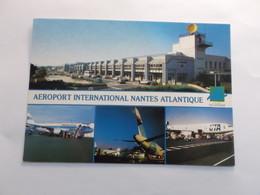 NANTES Aeroport    Multivues - Nantes