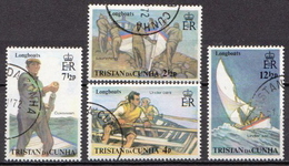 Tristan Da Cunha Used Set - Transport