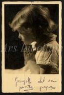 Postcard / CPA / Fille / Girl / Binder / Georgette Dit Sa Priére Papa / Meisteraufanahmen / ROSS / 2 Scans / 1939 - Portraits