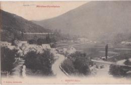 Bx - Cpa REBOUC (Hautes Pyrénées) - Debat - Francia
