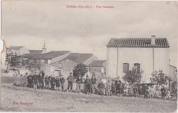 Bx - Rare Cpa PASSA (Pyrénées Orientales) - Vue Générale - Francia