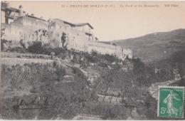 Bx - Cpa PRATS De MOLLO (Pyrénées Orientales) - Le Tech Et Les Remparts - Francia