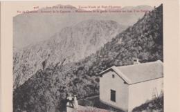 Bx - Cpa Les Pics Du Canigou, Treize Vents Et Sept Hommes - Pic De Quazémi, Sommet De La Capsote - Maisonnette De La Gar - Francia