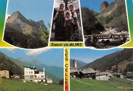 Cartolina Blins Vedute 1985 - Cuneo