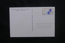 T.A.A.F. - Entier Postal Non Circulé - L 54278 - Entiers Postaux