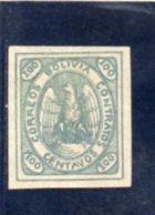 BOLIVIE 1868-7-8 SANS GOMME - Bolivia